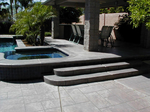 pool deck coatings for homes in phoenix, mesa, scottsdale