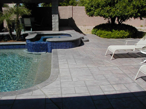 swimming pool deck coating, resurfacing, repair & more | phoenix